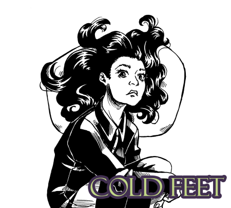 Small Things Comic - Cold Feet Cover Thumbnail