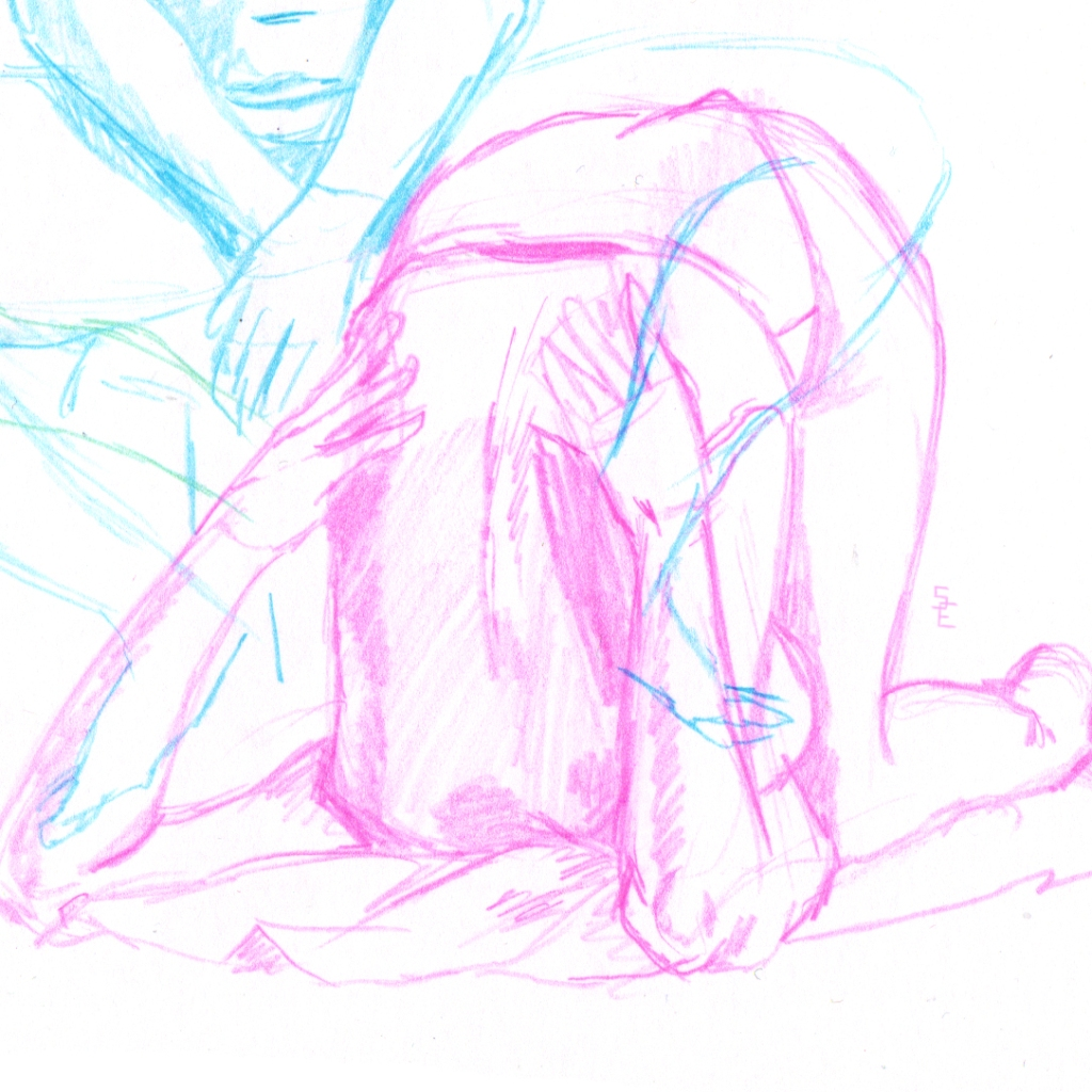 Back to the Basics Colored Sketches 01 Thumbnail