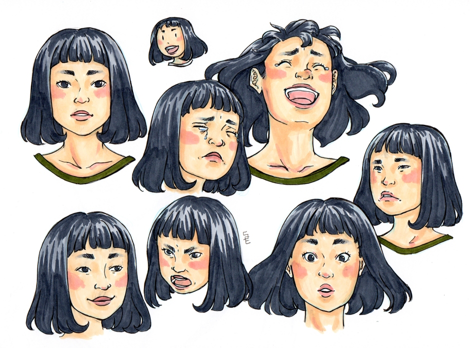 Back to the basics - color exercises 03